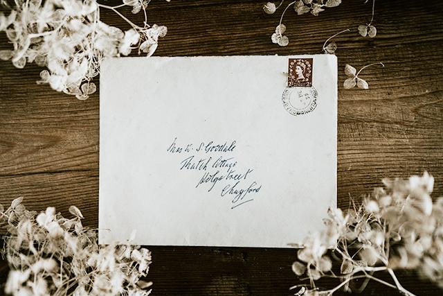 旦那の浮気証拠手紙