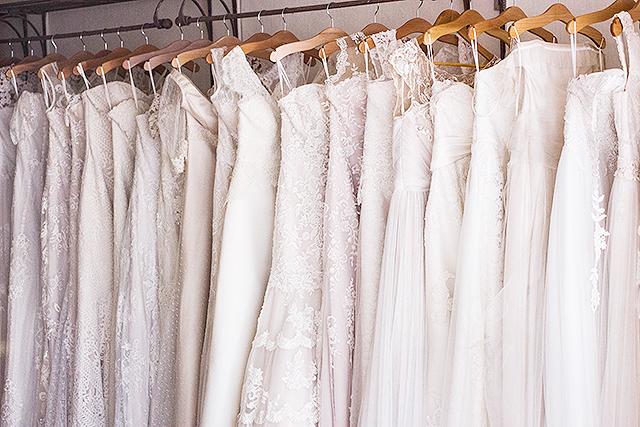 結婚の約束ドレス披露宴