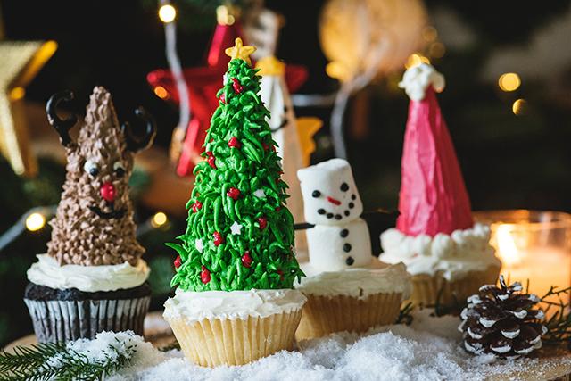 クリぼっちオススメプランおひとり様クリスマスケーキ