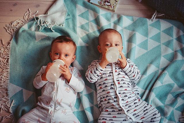 双子の赤ちゃん夢占い意味