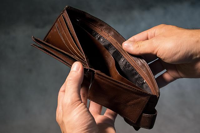無料夢占いお金が出てくる意味財布の中身が空