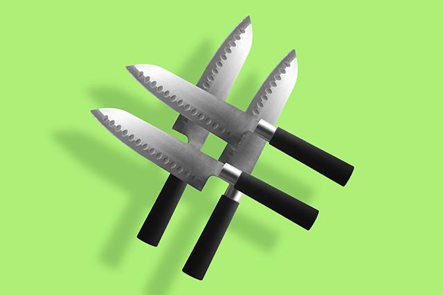 刃物ナイフが出てくる夢の意味複数