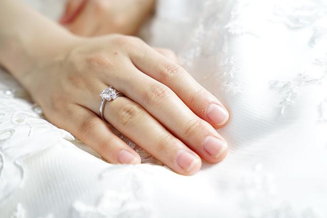 結婚成就おまじない交際止まり幸せご縁出逢い指輪