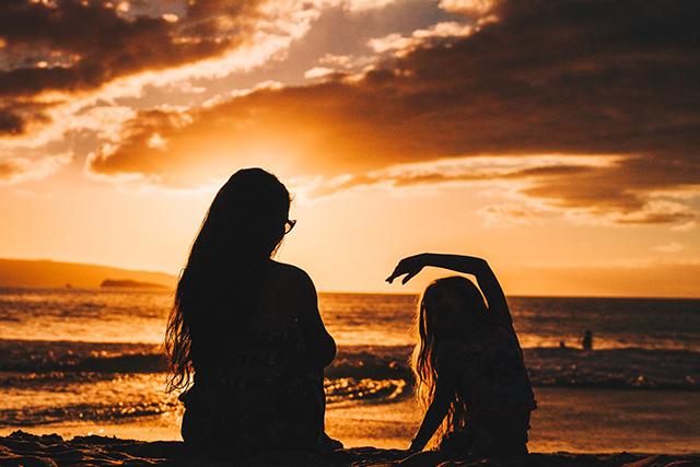 強い母でありたい 母と娘