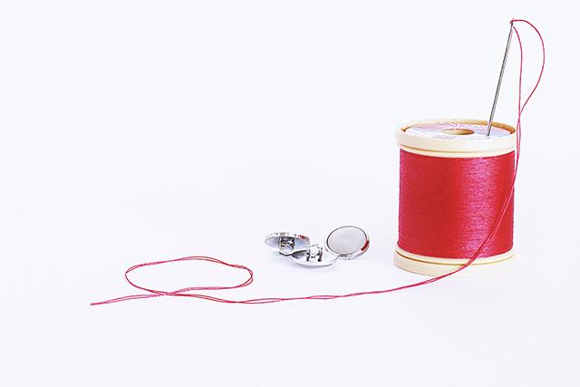 恋愛成就おまじない出逢い新しい恋赤い色の糸と紙