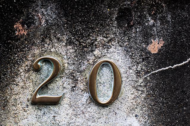 過去の不倫恋愛の時効は20年