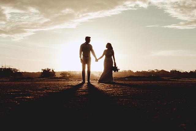 夫婦二人で歩む人生像