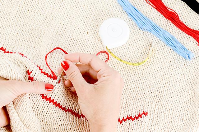 復縁おまじない強力効力簡単願いを叶える刺繍