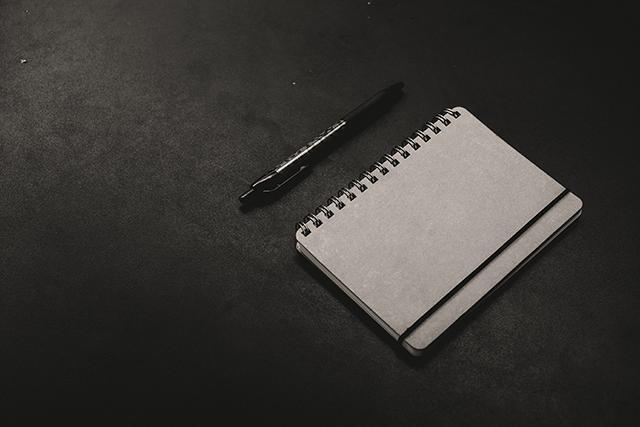 略奪愛成就おまじない振り向かせる方法黒色の折り紙とペン