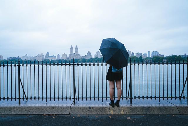 雨の状況や印象で夢の意味が変化