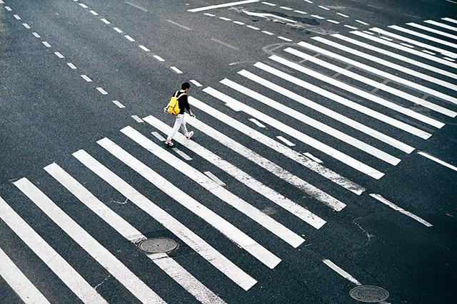 目的地に辿り着けずに歩く夢の意味