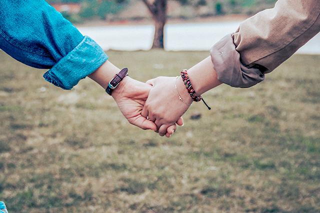 どんなときでも対等な関係を心がけるのでハッピーな恋愛ができる