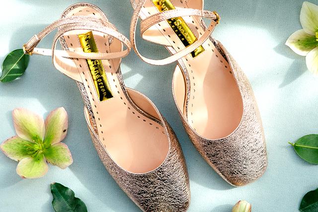 金色の靴の夢の意味