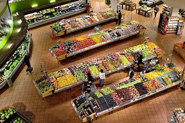 食料品の買い物をしている夢の意味