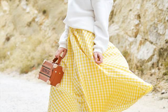 恋愛面で収穫や実りを得たいならイエロー黄色をファッションに取り入れる