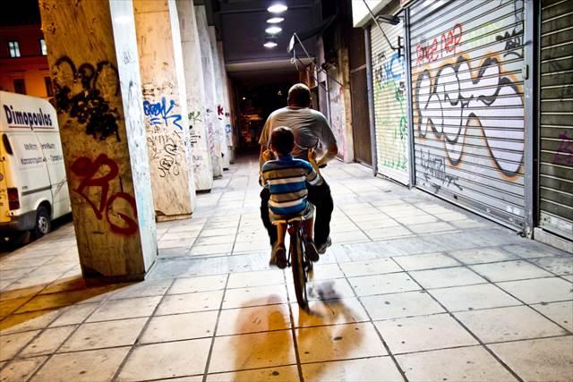 自転車で二人乗りをする夢の意味