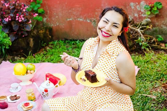 ケーキを食べる夢の意味