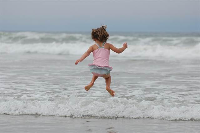荒れた海に落ちた夢の意味